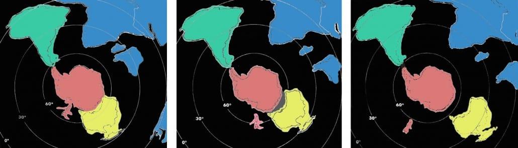 3.0 Paleogeography